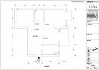 翰林公馆原始结构图