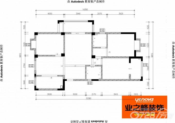上林仙苑设计图